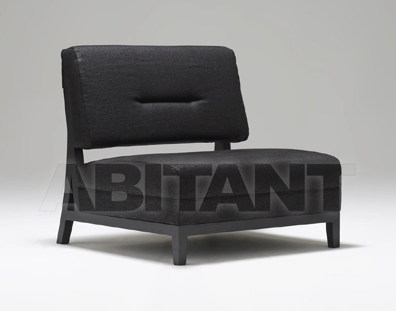 Купить Кресло D'argentat Paris Exworks LODGE armchair black