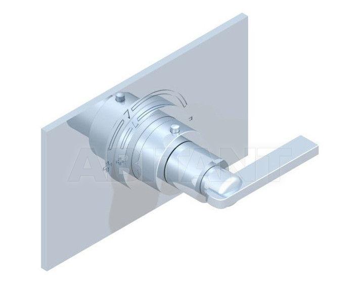 Купить Смеситель термостатический THG Bathroom U2B.5100B Alberto Pinto with lever
