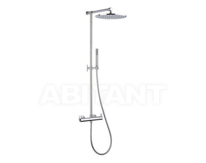 Купить Душевая система THG Bathroom U2B.6529CG  Alberto Pinto with lever