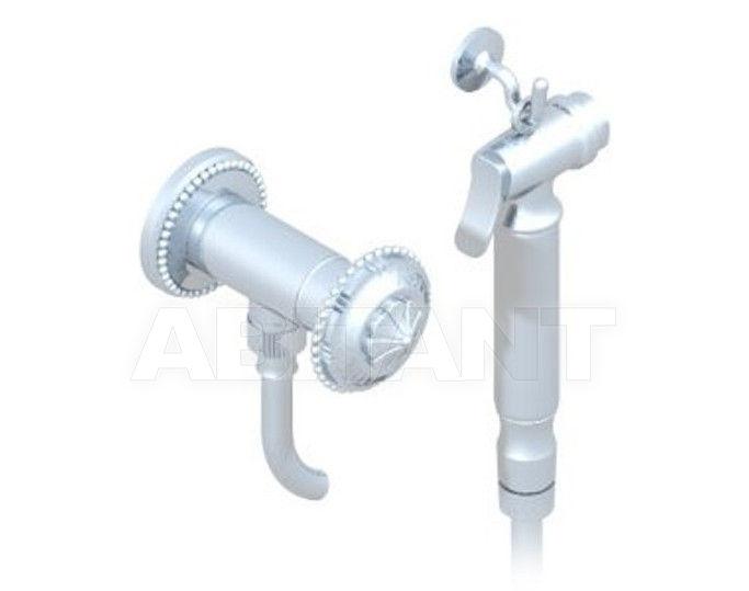 Купить Лейка душевая настенная THG Bathroom G24.5840/8 Amour de Trianon