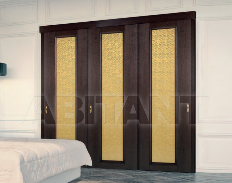 Купить Дверь деревянная Bosca Venezia Borgo HC 07 Tessuto New Gold
