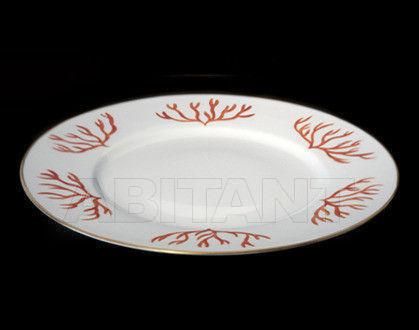 Купить Посуда декоративная Ines de Nicolay Coral Dinner plate Coral