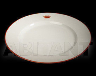 Купить Посуда декоративная Ines de Nicolay Crown Dessert plate Crown