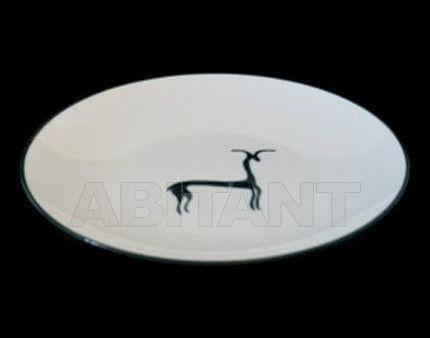 Купить Посуда декоративная Ines de Nicolay Antelope Dinner plate Antelope