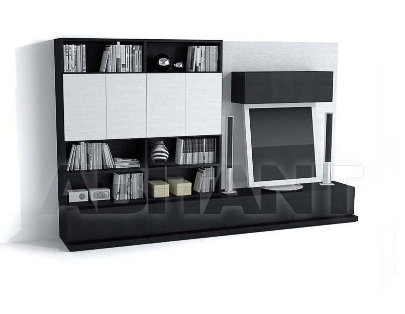 Купить Модульная система Rossetto Arredamenti S.p.A. Armobil Lounge Diamond COMP. 152