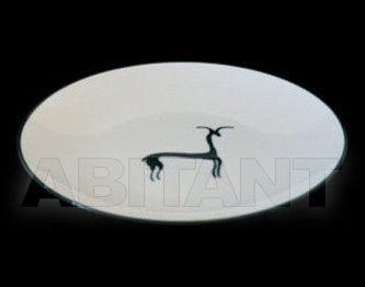 Купить Посуда декоративная Ines de Nicolay Antelope Dessert plate Antelope