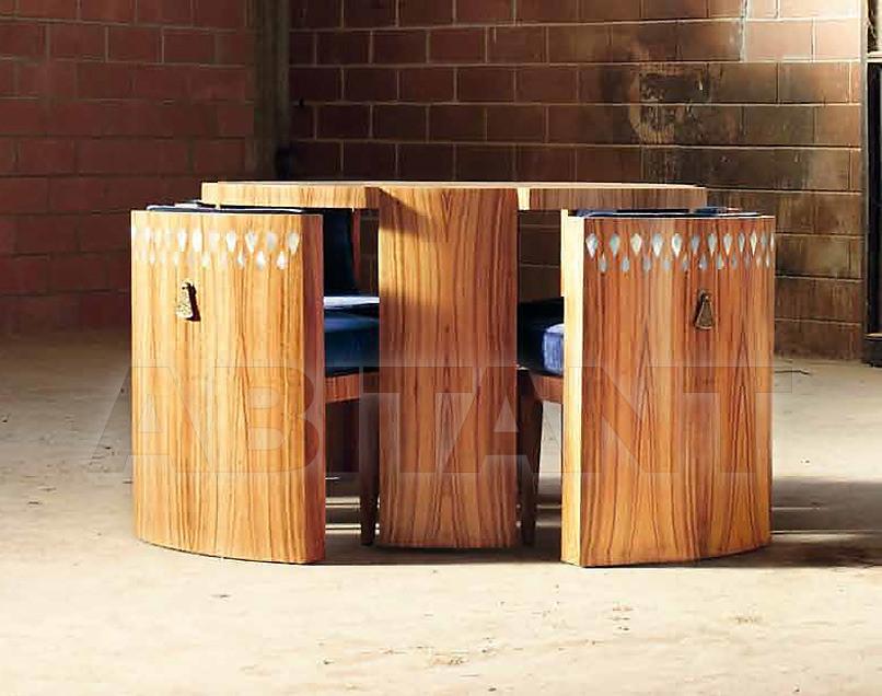 Купить Стол обеденный Atelier Mo.Ba. Blacky 02 cylinder
