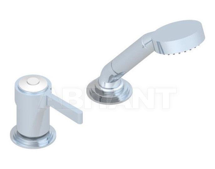 Купить Смеситель для ванны THG Bathroom A7D.6523/60A Capucine mauve butterfly gold decor