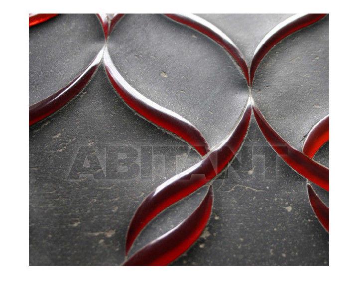 Купить Плитка настенная BDSR Giovanni Barbieri Sophie black+red