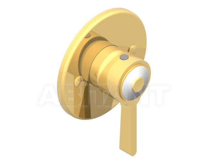 Купить Встраиваемый смеситель THG Bathroom A7D.6540 Capucine mauve butterfly gold decor