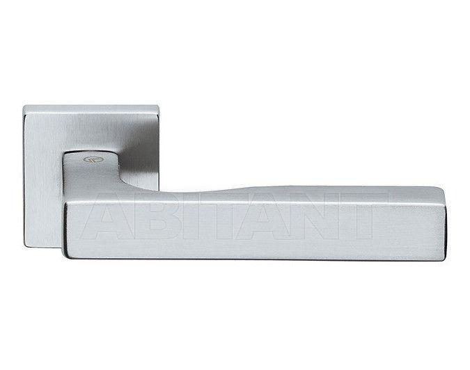 Купить Дверная ручка Valli&Valli Fusital H 311 chrome satin
