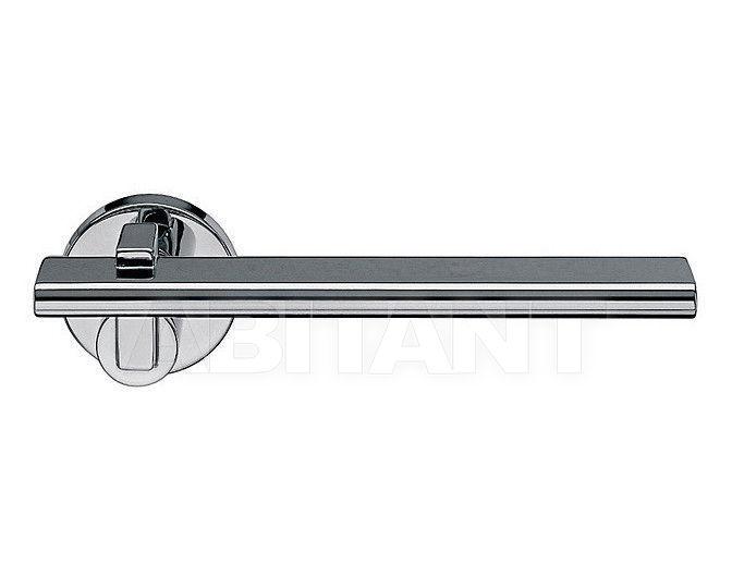 Купить Дверная ручка Valli&Valli Fusital H 335 chrome satin