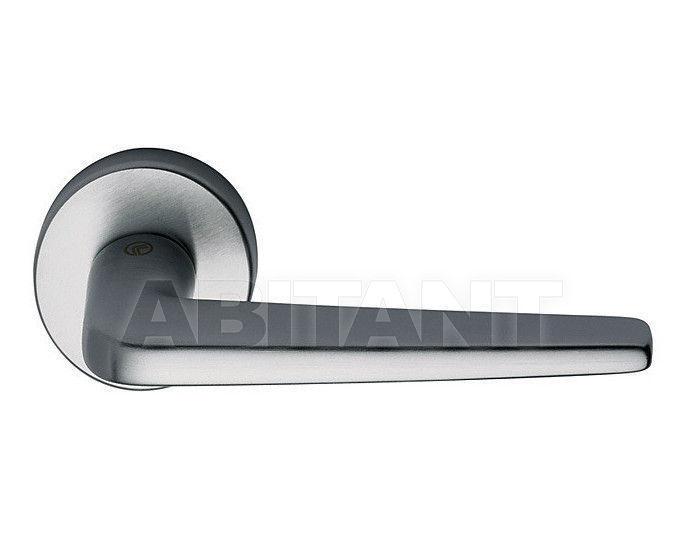 Купить Дверная ручка Valli&Valli Fusital H 348 chrome satin