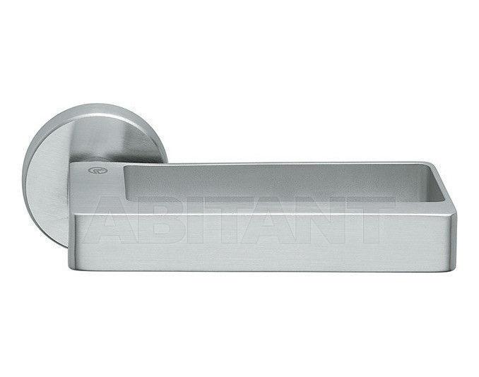Купить Дверная ручка Valli&Valli Fusital H 350 chrome satin