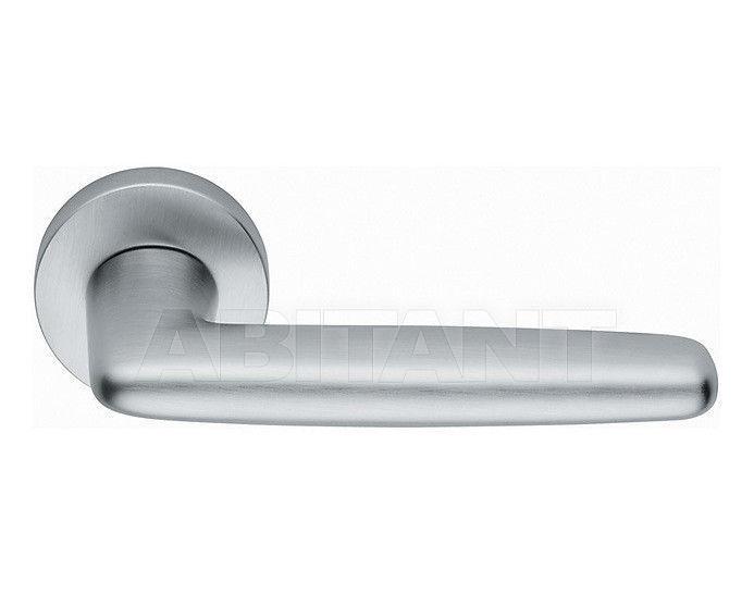 Купить Дверная ручка Valli&Valli Fusital H 363 chrome satin