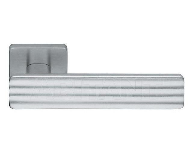 Купить Дверная ручка Valli&Valli Fusital H 370 chrome satin