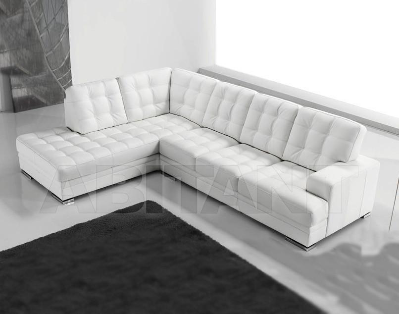 Купить Диван Divani Sofa Team Pelle VIRGIN 3p angolo