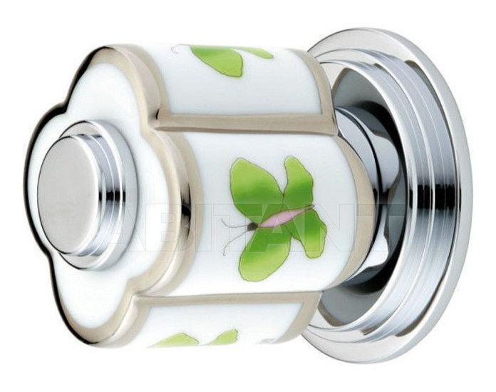 Купить Вентиль THG Bathroom A7E.32 Capucine vert décor Platine