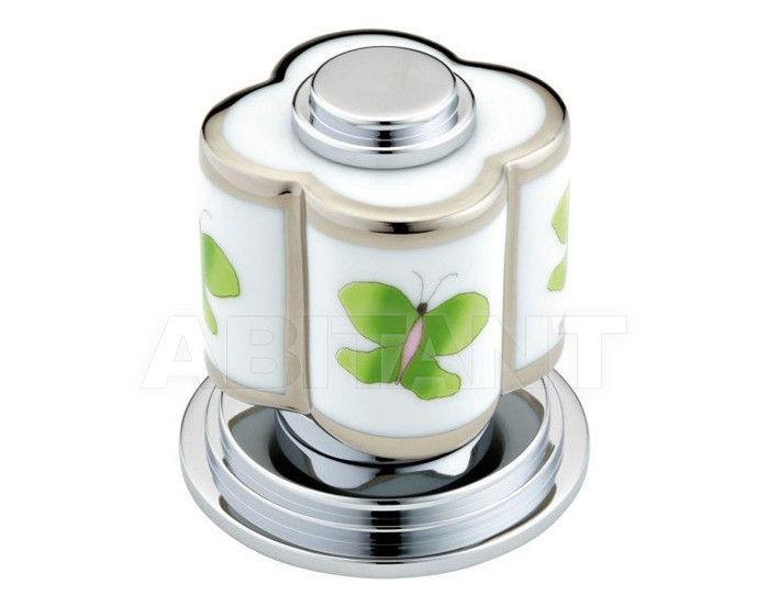 Купить Вентиль THG Bathroom A7E.35 Capucine vert décor Platine