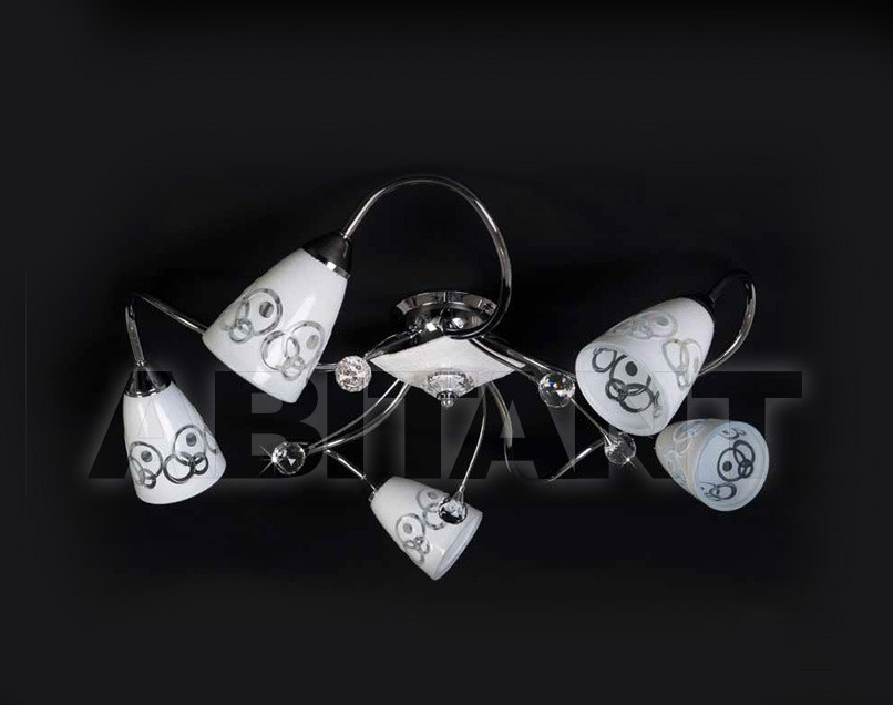 Купить Светильник Artigiana Lampadari Allegato 2012 1097/5PL  1