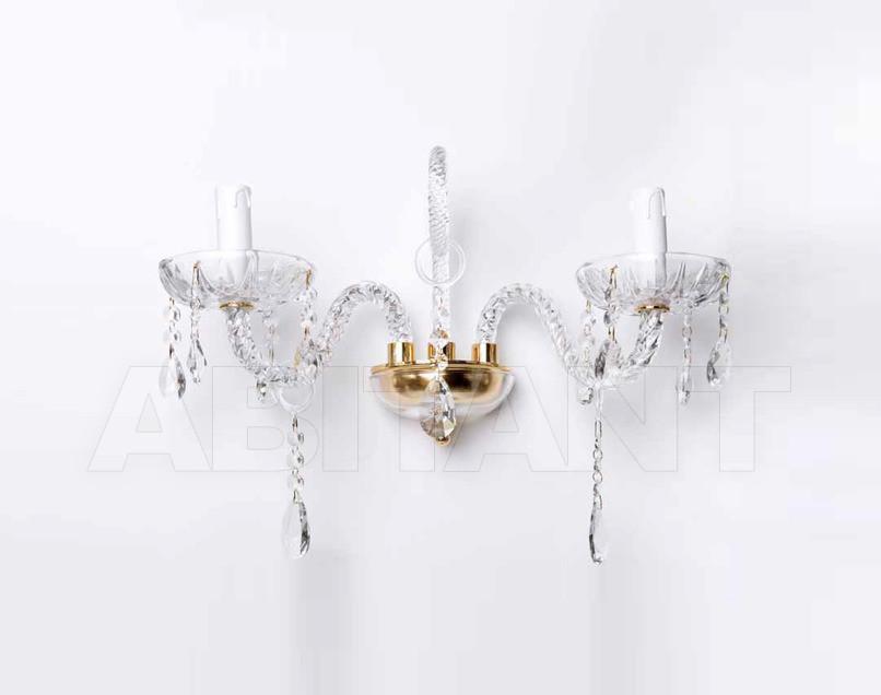 Купить Светильник настенный Artigiana Lampadari Allegato 2012 1610/2ABIS