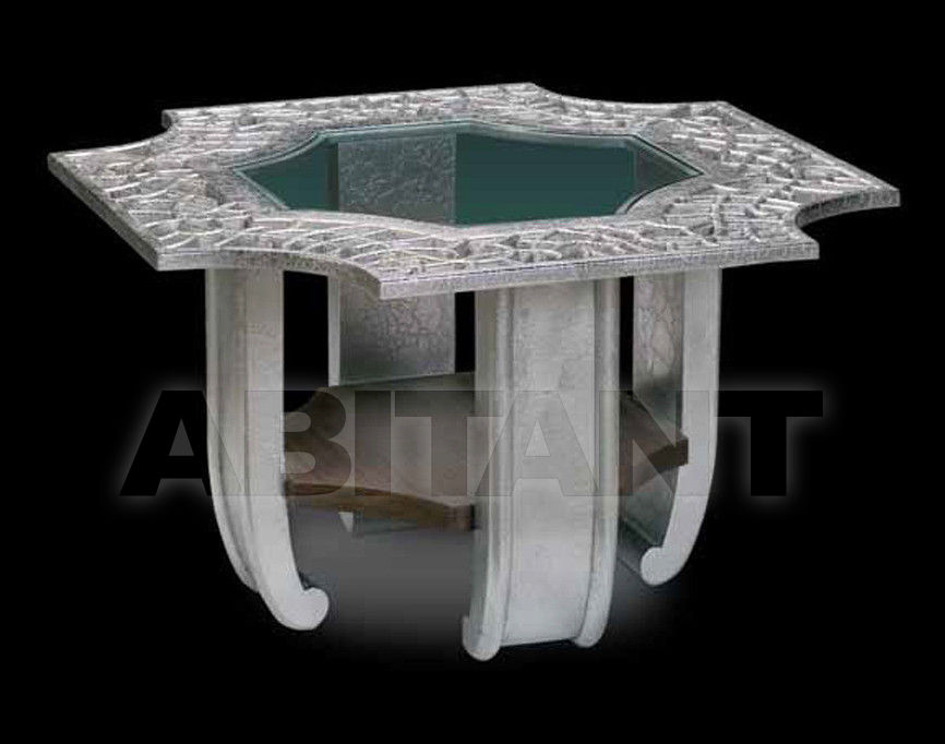 Купить Столик журнальный IMPERO Isacco Agostoni Contemporary 1272 SIDE TABLE
