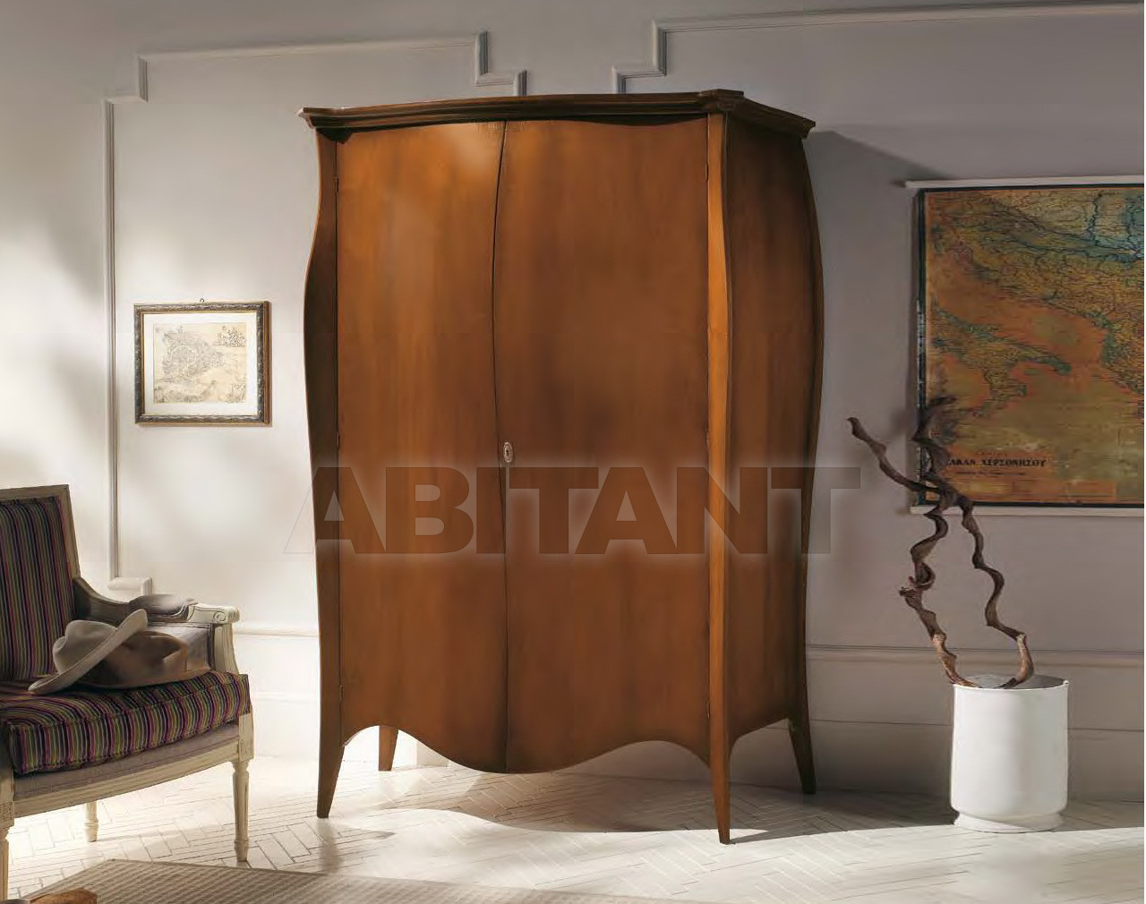 Купить Шкаф гардеробный Metamorfosi Charme 730/G 2