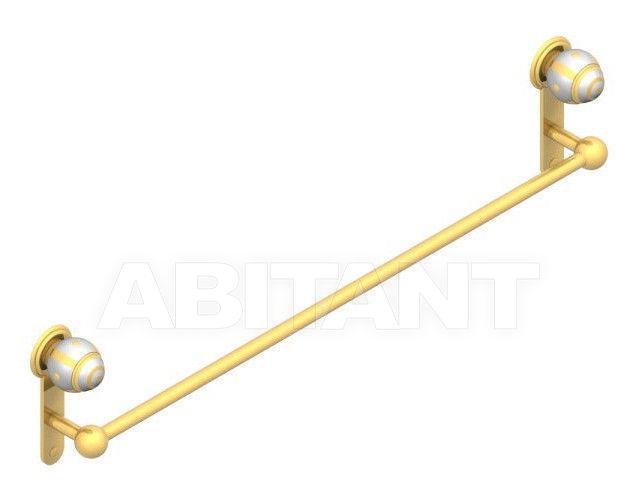 Купить Держатель для полотенец THG Bathroom A7A.514 Ithaque gold decor