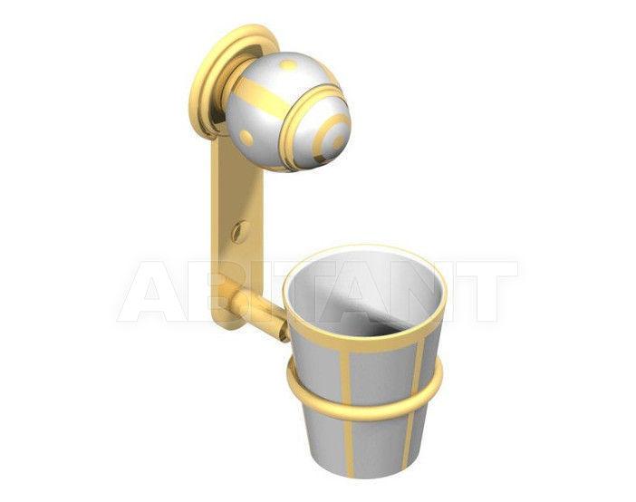 Купить Стаканодержатель THG Bathroom A7A.536B Ithaque gold decor
