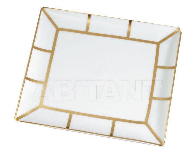 Купить Посуда декоративная THG Bathroom A7A.4614 Ithaque gold decor