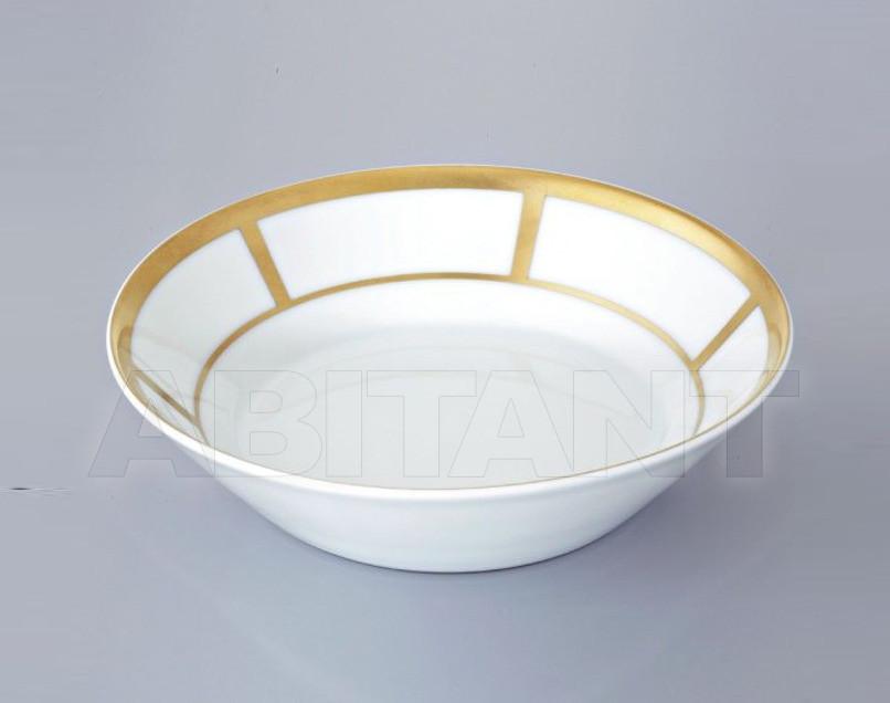 Купить Посуда декоративная THG Bathroom A7A.4615 Ithaque gold decor