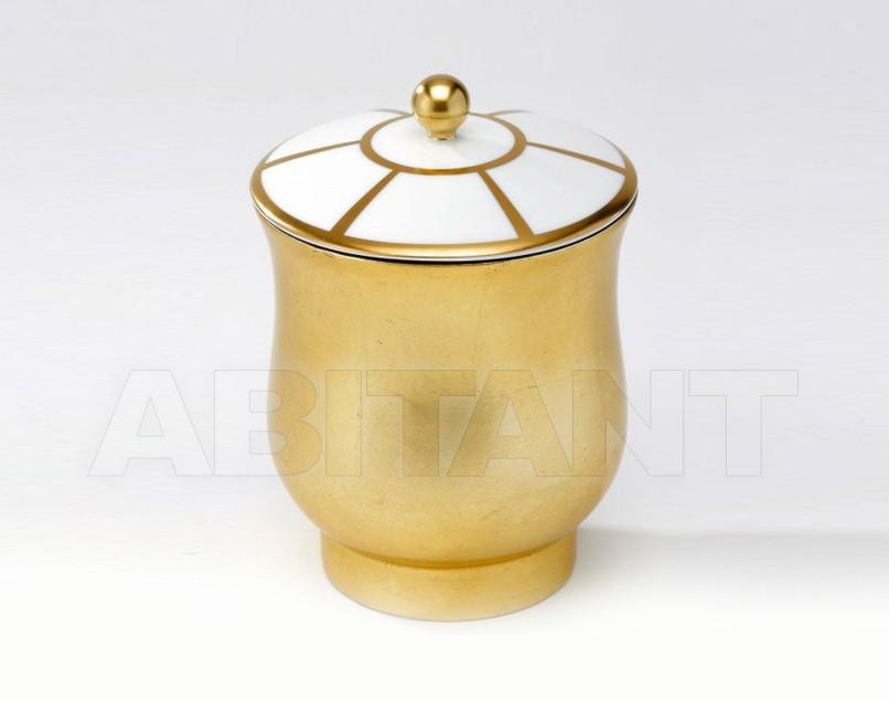 Купить Шкатулка THG Bathroom A7A.4621 Ithaque gold deco