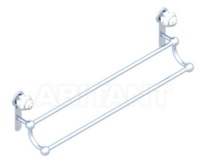 Купить Держатель для полотенец THG Bathroom A7B.516 Ithaque platinum decor