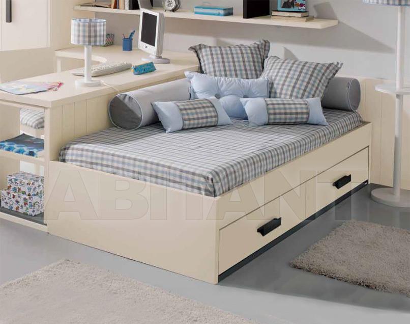 Купить Кровать детская Trebol Juvenil Dinamyc 01.30.104