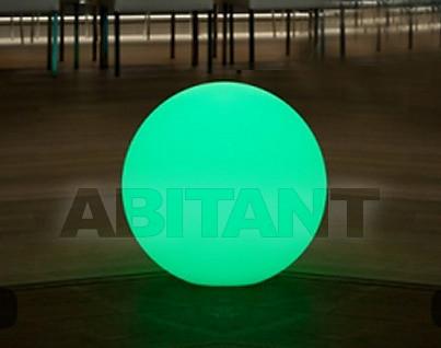 Купить Лампа настольная Imagilights 2013 BALL 25 green