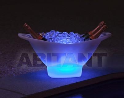 Купить Лампа настольная Imagilights 2013 CHAMPAGNE blue