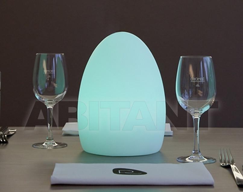 Купить Лампа настольная Imagilights 2013 EGG BIG blue