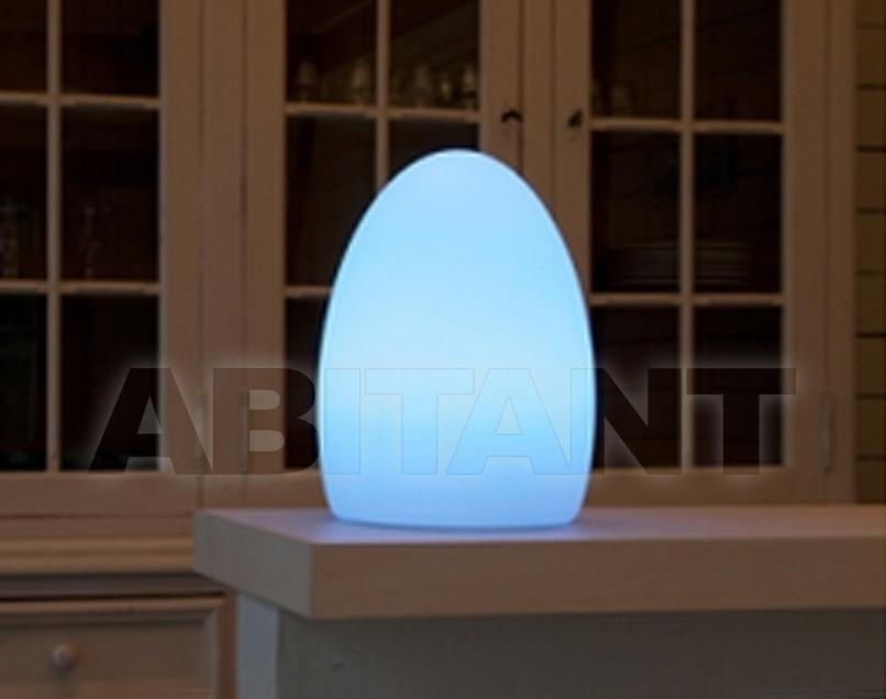 Купить Лампа настольная Imagilights 2013 EGG SMALL blue