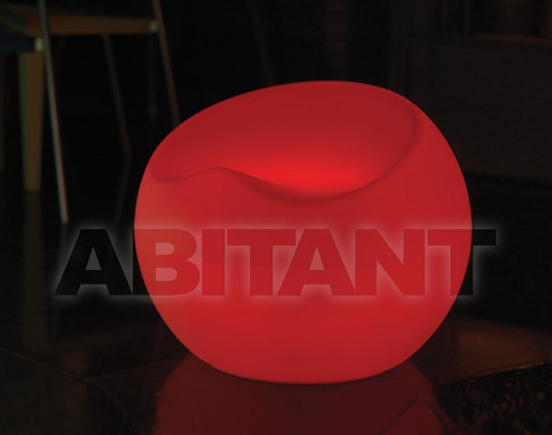 Купить Лампа напольная Imagilights 2013 SAMOA SEAT red