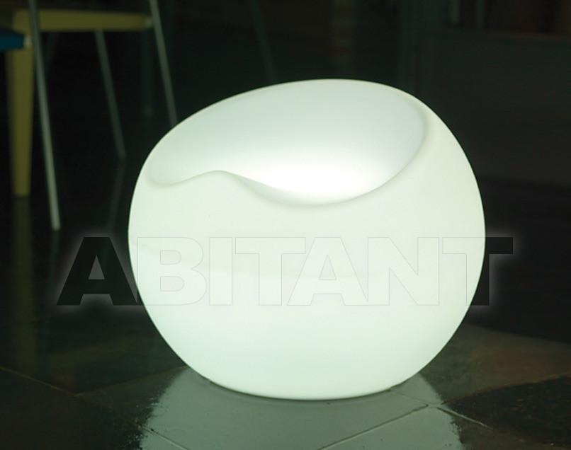 Купить Лампа напольная Imagilights 2013 SAMOA SEAT White