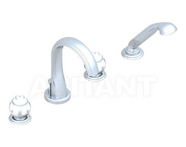 Купить Смеситель для ванны THG Bathroom  A7B.112B Ithaque platinum decor
