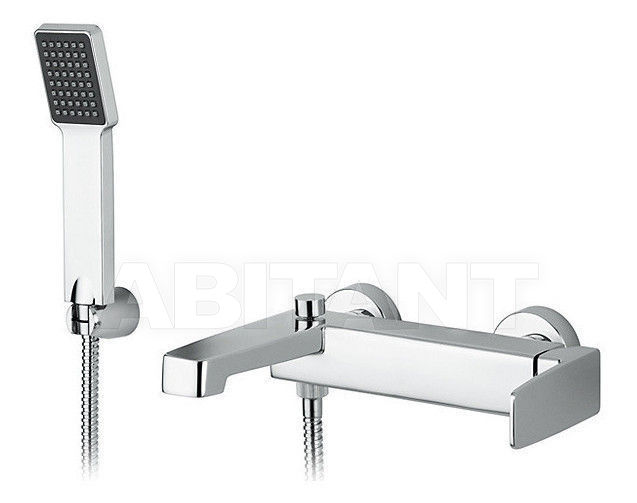 Купить Смеситель для ванны M&Z Rubinetterie spa New Geometry NGM00500