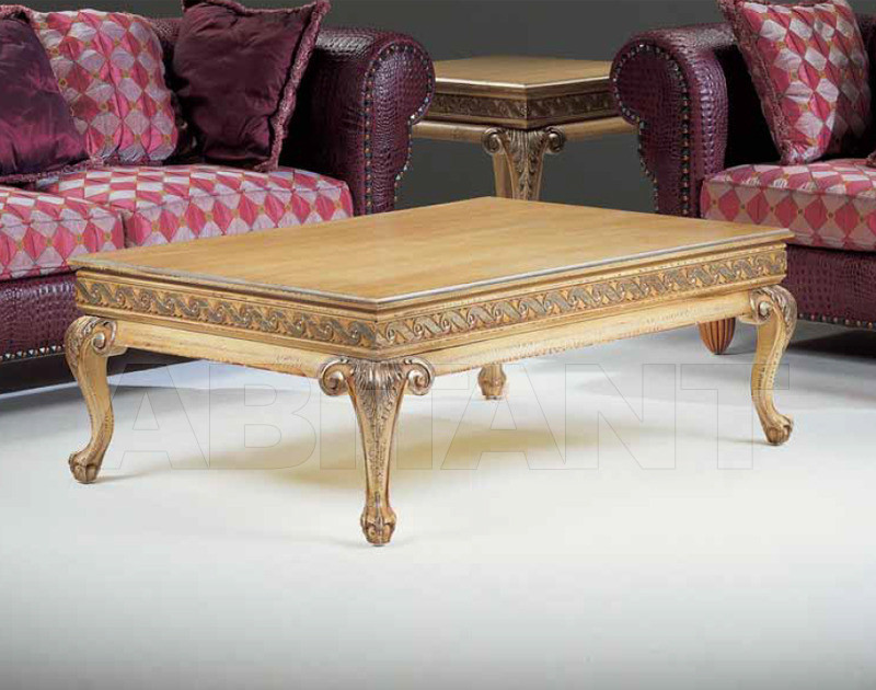 Купить Столик журнальный GAE Isacco Agostoni Contemporary 990 RECTANGULAR COFFEE TABLE