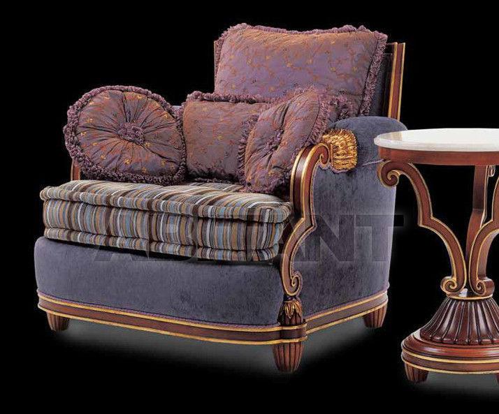 Купить Кресло CORONA Isacco Agostoni Contemporary 1102 ARMCHAIR