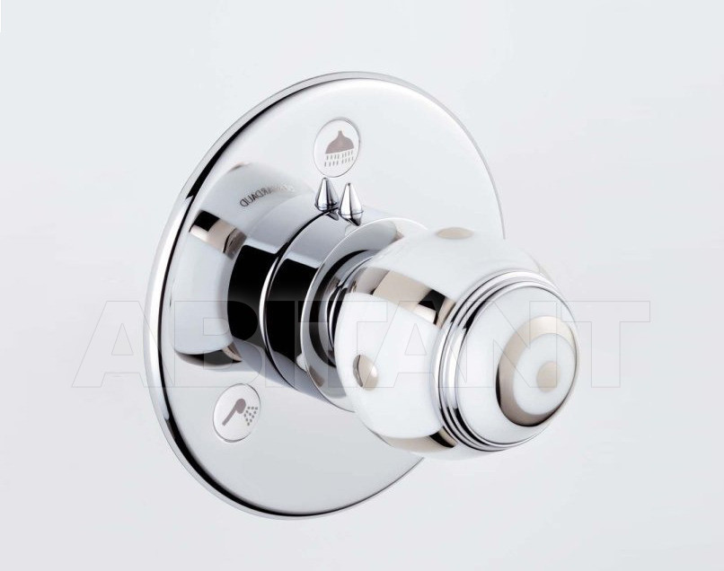Купить Переключатель THG Bathroom A7B.49/3VM Ithaque platinum decor