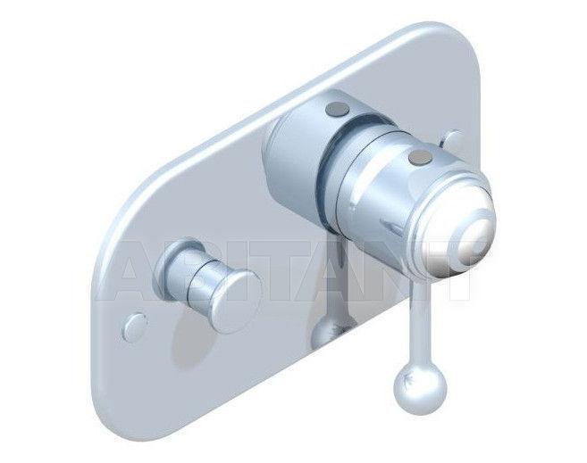 Купить Встраиваемые смесители THG Bathroom A7B.6550 Ithaque platinum decor