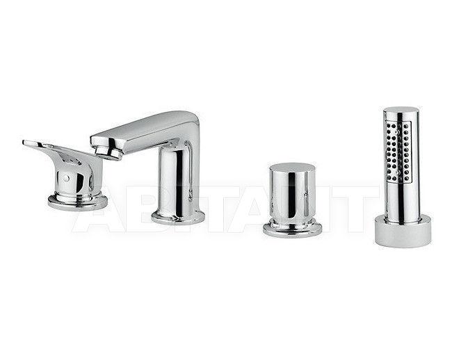 Купить Смеситель для ванны M&Z Rubinetterie spa Aqua Soft AQS03100