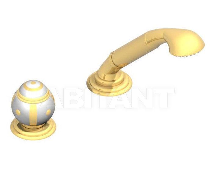 Купить Смеситель для ванны THG Bathroom A7A.6532/60A Ithaque gold decor