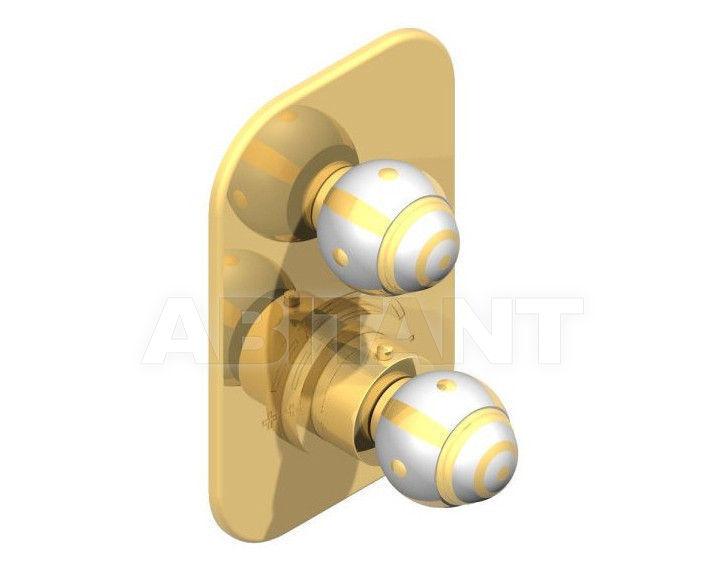 Купить Смеситель термостатический THG Bathroom A7A.5300B Ithaque gold decor