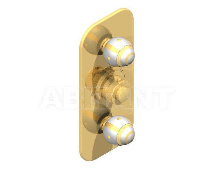 Купить Смеситель термостатический THG Bathroom A7A.5400B Ithaque gold decor